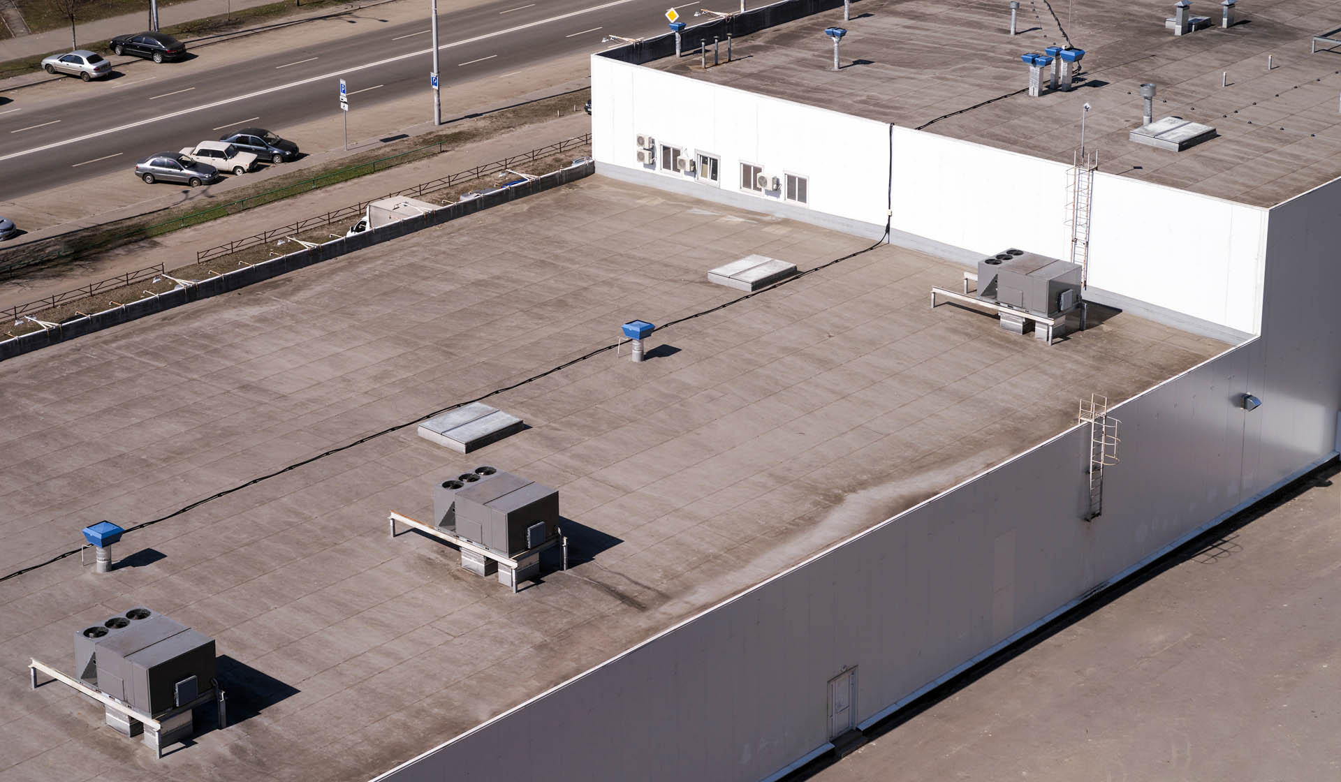 commercial roof repair fort worth tx